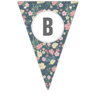 Shabby Chic Baby Shower Banner