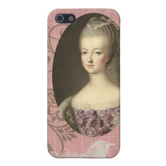 Shabby Chic Marie Antoinette Case For The iPhone 5