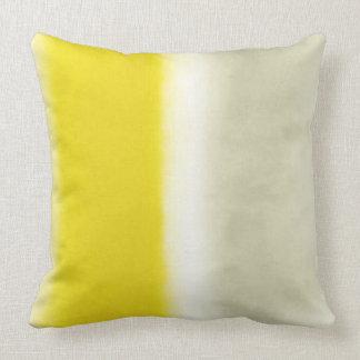 Shabby Chic Three Colour Throw Pillow