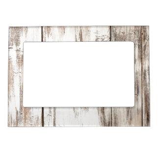 Shabby Chic - White Magnetic Frame
