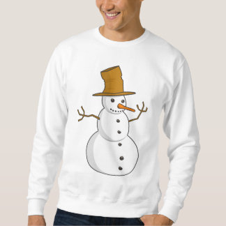 Shabby Snowman Ugly Christmas Sweater