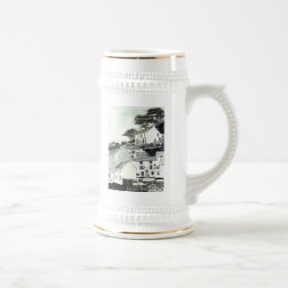 'Shades of Blue Peter' Stein 18 Oz Beer Stein