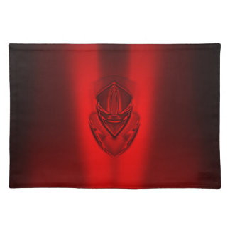 SHADOW DUCK RED PLACEMAT