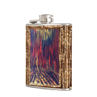 Shadow of Souls Hip Flask