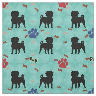 45700f29da3 Shadow Pug Fabric