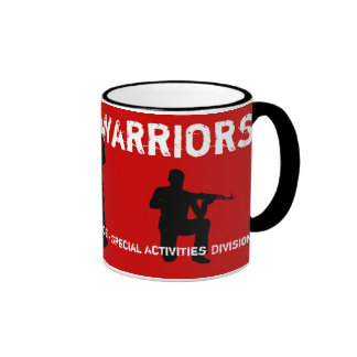 Shadow Warriors - CIA National Clandestine Service Mugs