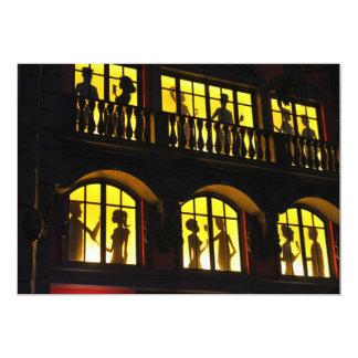 shadows-100486 shadows window abstract background 13 cm x 18 cm invitation card