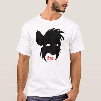 Shadowy Blue Head T-Shirt