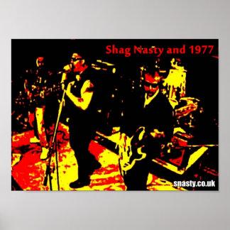Shag Nasty Poster