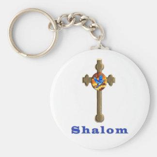 Shalom gifts key ring