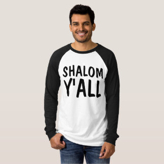 SHALOM Y'ALL t-shirts