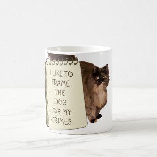 Shaming Cats Coffee Mug