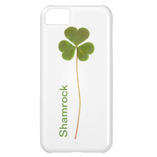 Shamrock for Saint Patrick's Day iPhone 5C Case