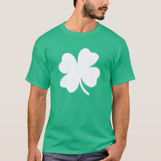 Shamrock  St Patricks Day Ireland T-Shirt