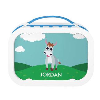 Shane the Donkey Lunch Box