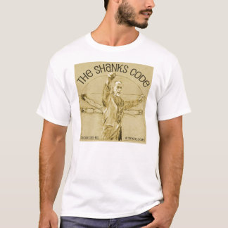 Shanks Code by Liverpool Artist Colin Carr-Nall T-Shirt