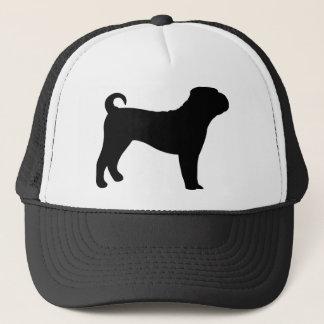 Shar Pei Dog Trucker Hat
