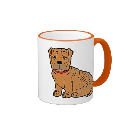 Shar-Pei Coffee Mugs