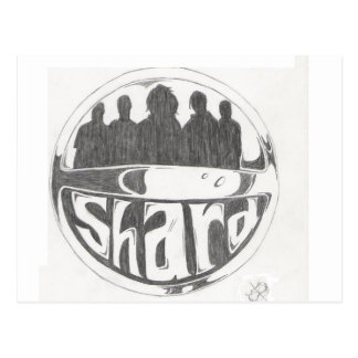 Shard Logo Postcard