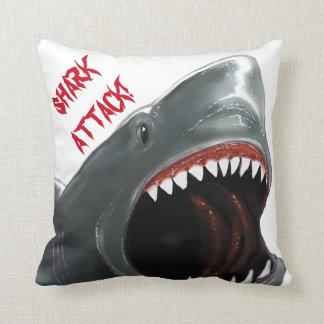 Shark Attack Cushion