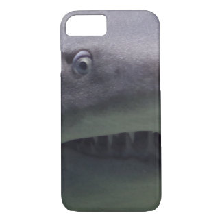 Shark Close Up iPhone 8/7 Case
