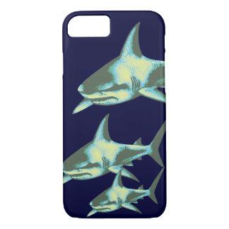 shark fish, wild animals iPhone 8/7 case