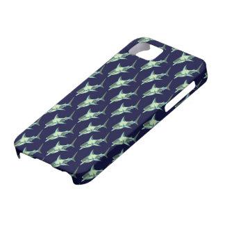 shark fish, wild pattern iPhone 5 cases