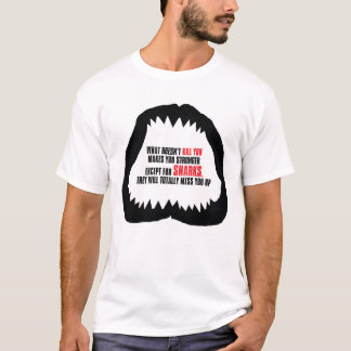 Shark Jaw t-shirt