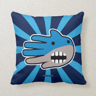 Shark mouth pillow