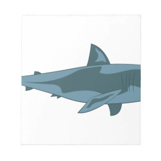 Shark Notepad