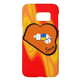 Sharnia's Lips Ukraine Mobile Phone Case Or Lips