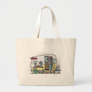 Shasta Camper Trailer RV Bags/Totes
