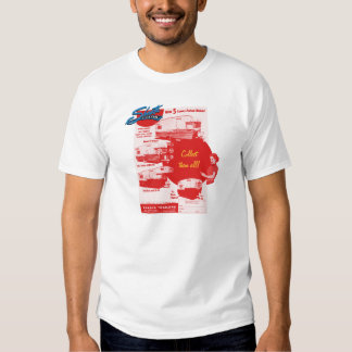Shasta Collect them All Vintage Camper Ad Tee Shirts