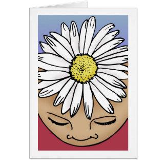 Shasta Daisy Card