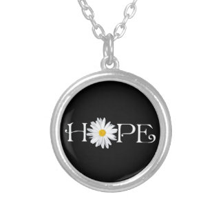Shasta Daisy Hope Necklace