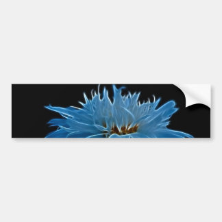 Shasta daisy love and meaning car bumper sticker