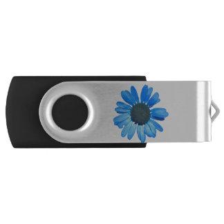 shasta daisy USB flash drive Swivel USB 2.0 Flash Drive