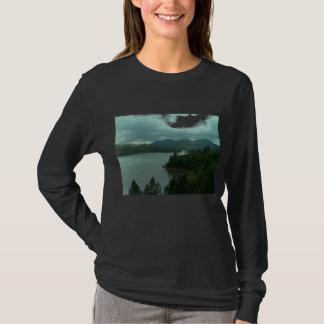 Shasta Lake T-Shirt(black) T-Shirt