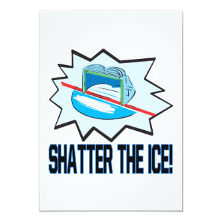 Shatter The Ice Card