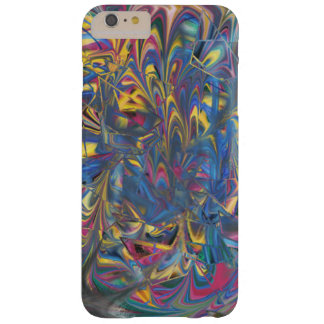 Shattered and warped barely there iPhone 6 plus case