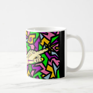 Shattered Dimensions Coffee Mug
