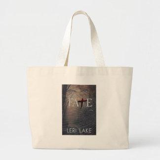 Shattered Fate Jumbo Tote Bag