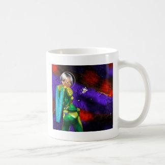 Shattered Flowers Coffee Mug