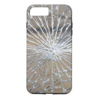 Shattered Glass iPhone 7 Plus Case