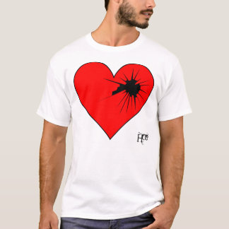 shattered heart T-Shirt