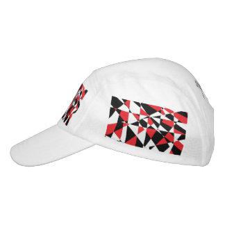 Shattered Life Tricolor Hat