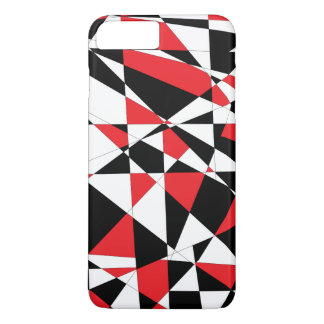Shattered Life Tricolor iPhone 7 Plus Case
