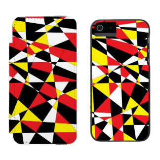 Shattered Life with Rays of Hope Incipio Watson™ iPhone 5 Wallet Case