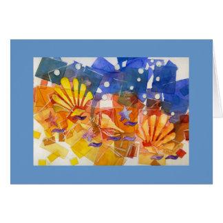 Shattered Ocean Card