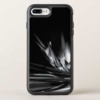 Shattered OtterBox Symmetry iPhone 7 Plus Case
